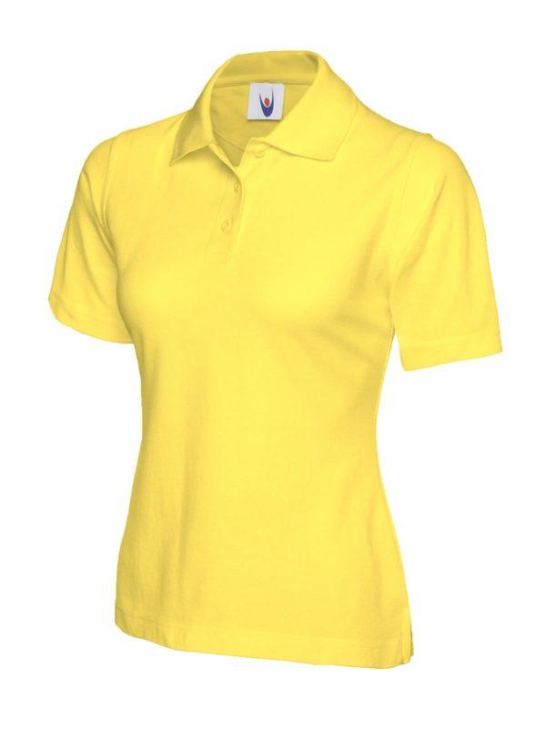 Uneek Womens Classic Polo Shirt UC106