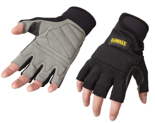 Dewalt Fingerless Work Glove DPG213