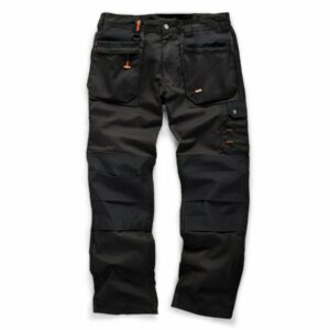Scruffs Worker Plus Size 32 Black